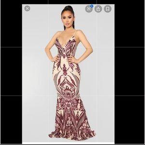 Queen of love Dress